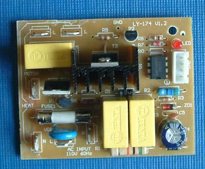 控制器电子产品软硬件单片机_碎纸机电子产品软硬件