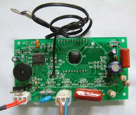 可编程定时温度控制器电子产品开发设计加工生产一条龙