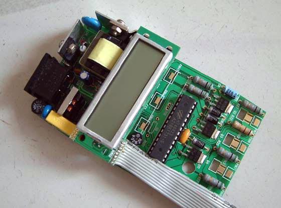 ZY600充电机内部结构
